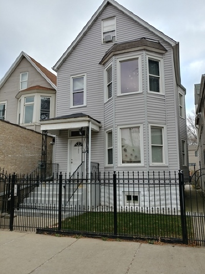 Chicago Multi Family Home New
