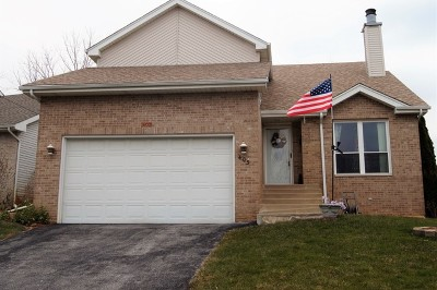 Steger Single Family Home For Sale: 403 Dorsetshire Drive