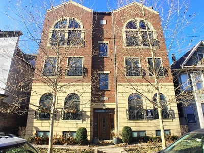 Chicago Condo/Townhouse New: 3216 North Ravenswood Avenue #1N