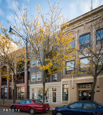 Rental New: 1041 West Madison Street #4