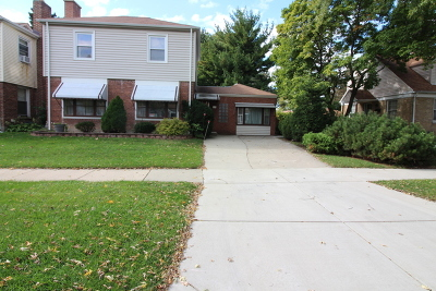 Westchester IL Single Family Home Contingent: $184,900