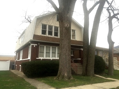 Evergreen Park Multi Family Home For Sale: 2626 West 96th Place