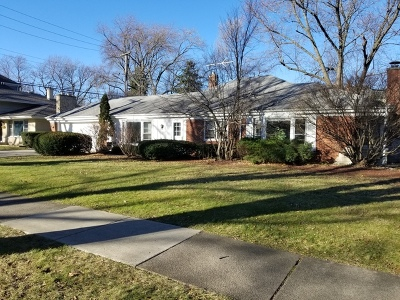Hinsdale Single Family Home For Sale: 504 North County Line Road