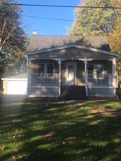 Lansing Single Family Home For Sale: 17926 Locust Street