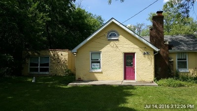 Crete Single Family Home For Sale: 201 West Richton Road