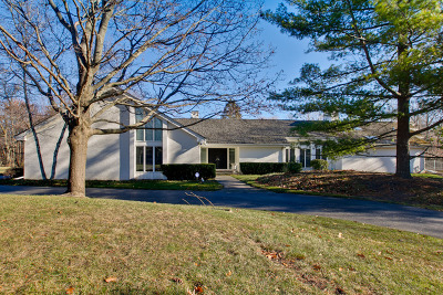 Lake Forest Single Family Home For Sale: 1285 Loch Lane