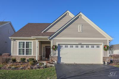 Single Family Home For Sale: 1114 Barkston Lane