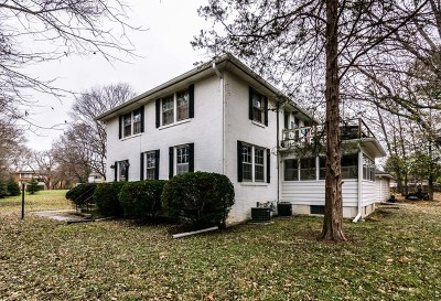Naperville Single Family Home For Sale: 930 East Chicago Avenue