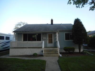 Lansing Single Family Home For Sale: 3535 Washington Street