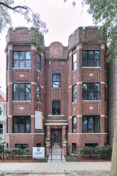 Chicago Condo/Townhouse For Sale: 5117 North Winchester Avenue #1S
