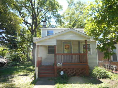 Evergreen Park Single Family Home For Sale: 2615 West 97th Place