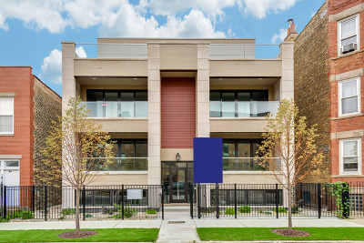 Chicago Condo/Townhouse For Sale: 1621 West Superior Street #1W