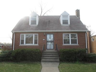 Lansing Single Family Home For Sale: 3323 Bernice Road