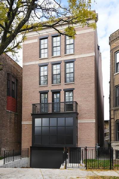 Chicago Condo/Townhouse New: 3438 North Elaine Place #3