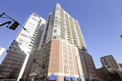 Chicago Condo/Townhouse New: 645 North Kingsbury Street #1704