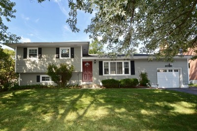 Downers Grove Single Family Home New: 6030 Belmont Road