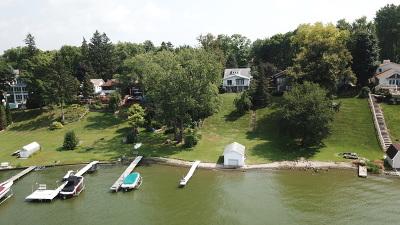 Fox Lake Single Family Home For Sale: 10 North Lake Avenue