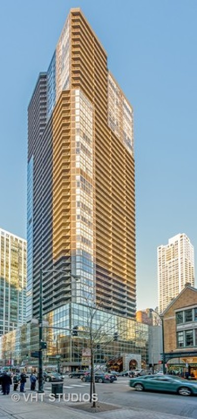 Chicago Condo/Townhouse New: 10 East Ontario Street #3710