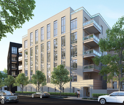 Chicago Condo/Townhouse New: 2753 North Hampden Court #3A