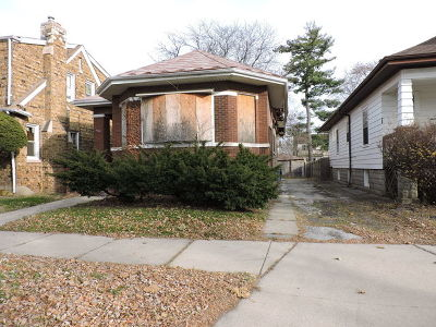Single Family Home For Sale: 11037 South Union Avenue