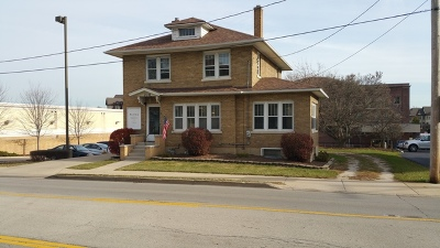 St. Charles Single Family Home New: 330 South 2nd Street