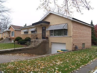 Lemont Single Family Home For Sale: 59 East Logan Street
