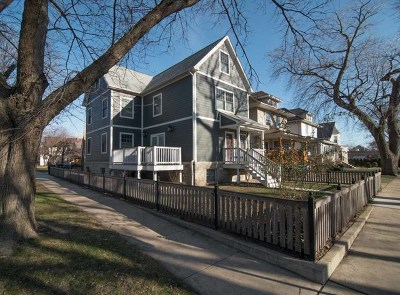Chicago Single Family Home New: 4032 West Grace Street