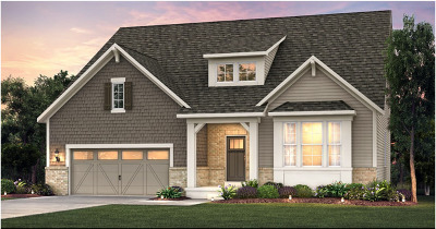 Naperville IL Single Family Home New: $420,990