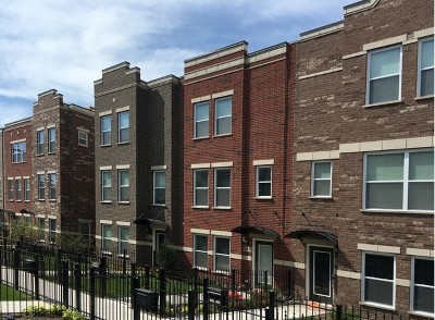 Chicago Condo/Townhouse New: 4639 South Lake Park Avenue #B