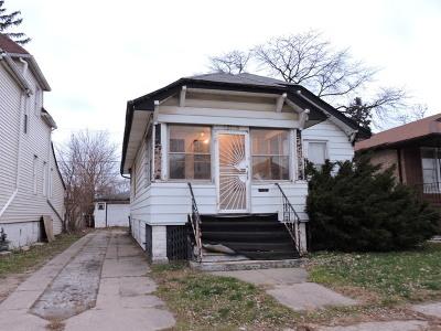 Chicago Single Family Home New: 12118 South Emerald Avenue