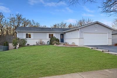 Crystal Lake Single Family Home New: 40 Briarwood Circle
