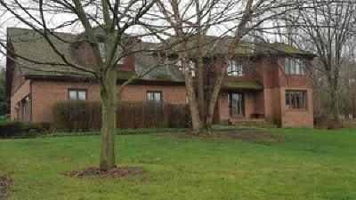 Lemont Single Family Home For Sale: 21 Horseshoe Lane