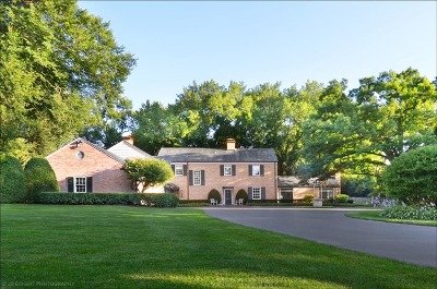 Lake Forest Single Family Home For Sale: 225 East Onwentsia Road