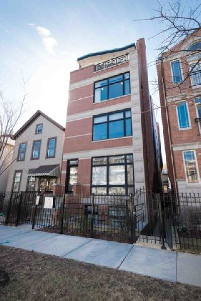 Chicago Condo/Townhouse New: 2417 West Cortland Street #2