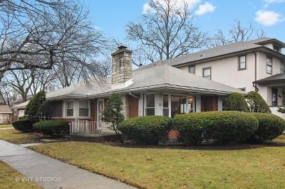 Oak Park Single Family Home For Sale: 850 North East Avenue