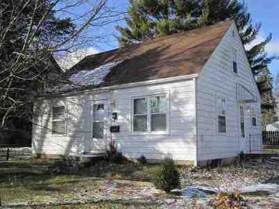 Single Family Home For Sale: 527 West Perry Street