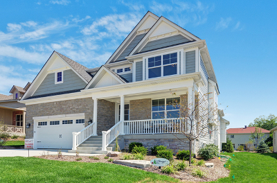 Darien Single Family Home New: 2125 Cottage (Lot 21) Lane