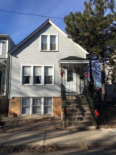 Chicago Multi Family Home New: 4152 North Claremont Avenue