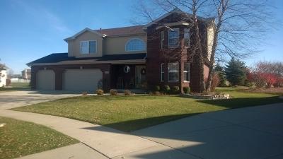 Beecher Single Family Home New: 1015 Redbud Avenue