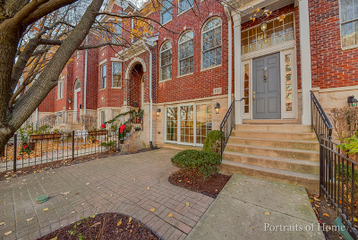 Downers Grove Condo/Townhouse New: 1113 Gilbert Avenue