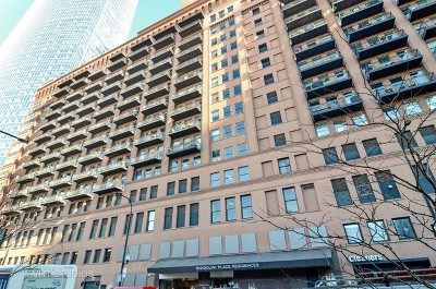 Chicago Condo/Townhouse New: 165 North Canal Street #832