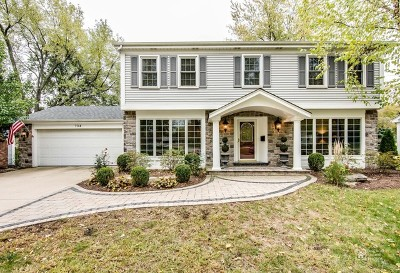 Naperville IL Single Family Home New: $590,000