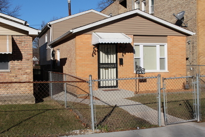 Chicago IL Single Family Home New: $139,500