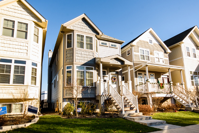 Chicago Single Family Home New: 4155 North Kilpatrick Avenue