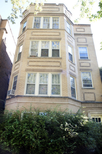 Chicago Multi Family Home New: 7429 North Claremont Avenue