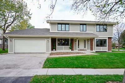 Westmont Single Family Home New: 5734 Buck Court
