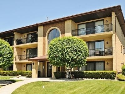 Orland Park Condo/Townhouse New: 7438 Ponderosa Court #3A