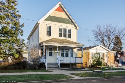 Chicago Multi Family Home New: 5039 North Long Avenue
