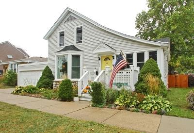 Chicago Single Family Home New: 7736 West Hortense Avenue