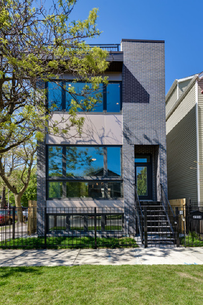 Chicago Single Family Home New: 2234 West Shakespeare Avenue